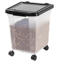 IRIS Nesting Airtight Pet Food Container, Large $14.96