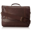 Samsonite Colombian Leather Flapover Briefcase $110.00 FREE Shipping