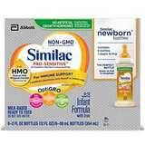 Similac 非转基因婴儿液体奶 2盎司/瓶,共48瓶