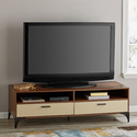 Walmart: Mainstays Carley TV Stand for TVs up to 55''