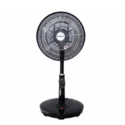 Keystone KSTFD12AAG Table to Floor Air Accelerator Pedestal Fan with DC Motor and Remote Control, 12-Inch, Black $63.99$89.99