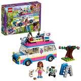 LEGO Friends Olivia's Mission Vehicle 41333 Building Set (223 Piece)