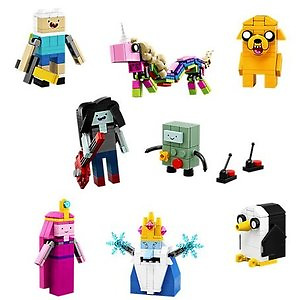 LEGO Adventure Time 21308