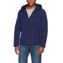 Levi's Men's Arctic Cloth Performance Hooded Rain Jacket $36.57