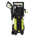 Sun Joe SPX3001 2030 PSI 1.76 GPM 14.5 AMP Electric Pressure Washer with Hose Reel, Green $115.99,free shipping