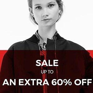 YOOX.COM: Up to extra 60% OFF Sale