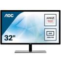 史低价!AOC 32吋 2K QHD 75Hz FreeSync 显示器 $169.99 免运费