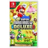 MassGenie: New Super Mario Bros U Deluxe - Nintendo Switch