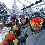 加州太浩湖滑雪套票