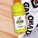 Amazon: Gatorade Zero Sugar Thirst Quencher, Lemon-Lime, 20 Ounce Bottles (Pack of 12)