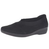 CLARKS Women's Everlay Eve Slip-On Loafer $16.21