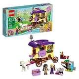 Amazon: LEGO 6213314 Disney Princess Rapunzel's Traveling Caravan 41157 Building Kit (323 Piece), 5 x 3 x 5, Assorted