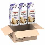 Amazon: Pepperidge Farm, Milano, Cookies, Double Dark Chocolate, 7.5 oz, Bag, 3-count