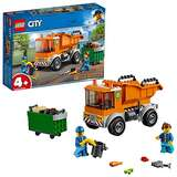 LEGO City Great Vehicles Garbage Truck 60220 Building Kit , New 2019 (90 Piece)