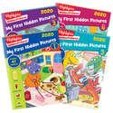 2020版 Highlights Hidden Pictures 考眼力图书4册 畅销多年