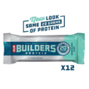 CLIF BUILDERS - Protein Bars - Chocolate Mint - (2.4 Ounce Gluten Free Bars, 12 Count) (Packaging and Formula May Vary) $9.81