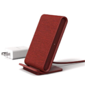 iOttie iON Wireless Fast Charging Stand || Qi-Certified Charger 7.5W for iPhone XS Max R 8 Plus 10W for Samsung S9 Note 9 | Includes USB C Cable & AC Adapter | Ruby $34.92,free shipping