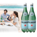 S.Pellegrino Sparkling Natural Mineral Water, 33.8 fl oz. (Pack of 12) $16.65
