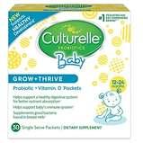 仅限Prime会员!白菜!速抢!Culturelle 康萃乐 婴儿成长+益生菌+维生素D包,适合12-24月的宝宝,共30包