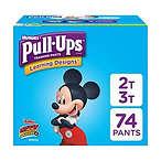 Pull-Ups 男童训练裤, 2T-3T, 74 片