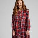 上新:Uniqlo 儿童商品特价区优惠 新上格子衬衫裙、女童制服
