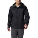 Columbia Men's Watertight II Front-Zip Hooded Rain Jacket $44.76