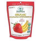 香蕉草莓片