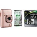 FUJIFILM INSTAX Mini LiPlay 2019款全新拍立得相机套装