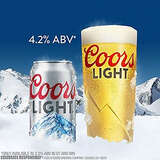 Coors Light Lager Beer, 12 Pack