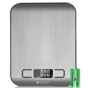 Etekcity EK6015 Digital Kitchen Food Scale, Small, Stainless Steel $9.97