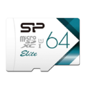 Silicon Power-64GB High Speed MicroSD Card with Adapter $9.99