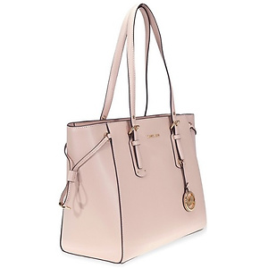 MICHAEL KORS Voyager Medium Multifunction Tote - Soft Pink Item