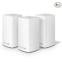 Linksys Velop AC1300 Dual-Band Whole Home WiFi Intelligent Mesh System, 3-pack, Easy Setup, Maximize Range and Speed for all your devices $199.97,free shipping