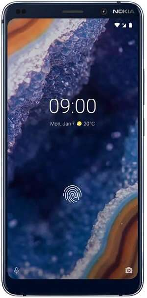Nokia 9 PureView Android 9.0 五摄 无锁 智能手机 $399.99$699.00