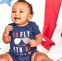 Carter's: Red, White + Cute Styles