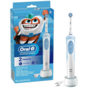 Oral-B Kids Electric Toothbrush With Sensitive Brush Head and Timer, for Kids 3+ $19.99