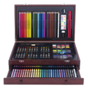 Art 101 142-Piece Wood Art Set by Art 101 USA $20.99