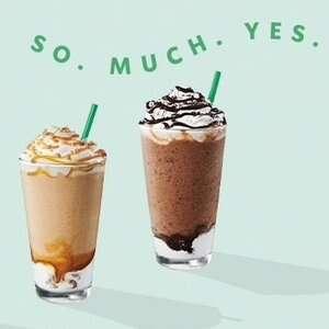 Starbucks: Happy Hour on 6.20