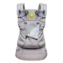 LILLEbaby SIX-Position, 360° Ergonomic Baby & Child Carrier by LILLEbaby – The COMPLETE All Seasons (Stone) $99.00,free shipping