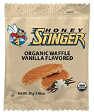 Honey Stinger 有机蜂蜜夹心华夫饼 1.06oz. 16包