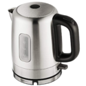 AmazonBasics Stainless Steel Portable Electric Hot Water Kettle - 1 Liter, Silver $16.99