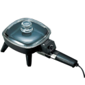 "Brentwood 6"" Non-Stick Electric Skillet Model SK-45 $12.00"