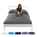 Deal of the Day:Save 25% on Sheets & Giggles Eucalyptus Lyocell Sheet Sets