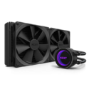 NZXT Kraken X62 280mm - All-In-One RGB CPU Liquid Cooler - CAM-Powered - Infinity Mirror Design - Performance Engineered Pump