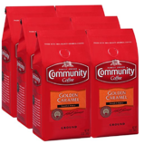 Community Coffee Community Coffee - Golden Caramel Flavored Medium Roast - Premium Ground Coffee - 12 oz Bag (Pack Of 6), Golden Caramel, 72 oz $26.24,free shipping