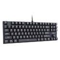AUKEY Mechanical Keyboard, TKL Gaming Keyboard with Blue Switches, 87-Key 100% Anti-Ghosting with Metal Panel and Water Resistant Design for PC and Laptop $28.99