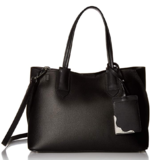 Calvin Klein Jacky Micro Pebble Leather Slouchy East/West Tote $91.13,free shipping