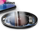 Baseus 10W 钢化玻璃无线充电器 支持苹果和安卓快充