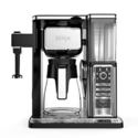 Ninja Coffee Bar Auto-iQ Programmable Coffee Maker with 6 Brew Sizes, 5 Brew Options, Milk Frother, Removable Water Reservoir and Glass Carafe (CF091) $115.96,free shipping