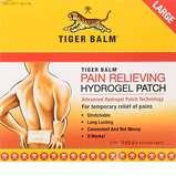 Tiger Balm泰国虎标万金油止痛贴,缓解疼痛, 4贴/盒,共6盒
